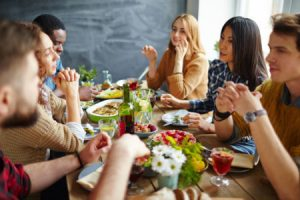 Avoid The Temptation To Overeat During The Holidays