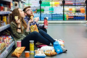 Can Negative Warnings On Junk Food Packaging Deter Consumers?