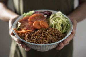 Eat Lentils and Other Legumes Instead of Grains to Help Feel Full