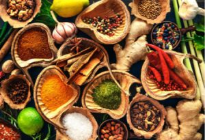 The Health Benefits Of Cooking With Fresh Herbs and Spices